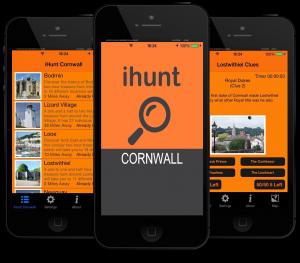 ihunt Cornwall Phones